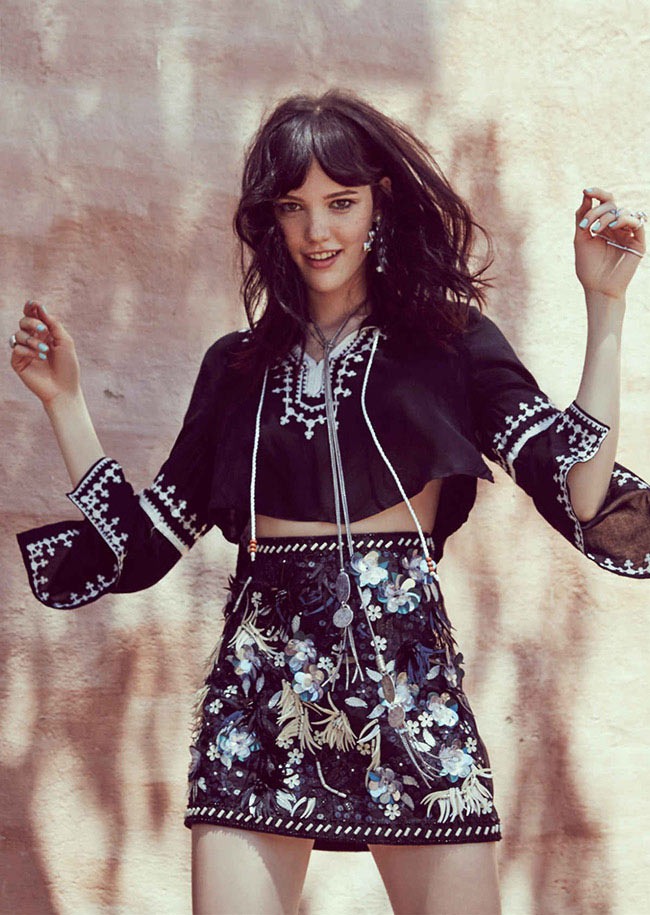 Nasty Gal's Boho Chic Summer 2015 Lookbook