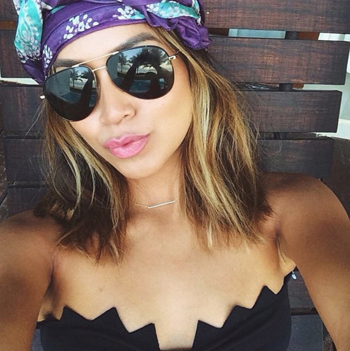 Marysia Swim 2015: The Coolest Bikinis Celebs and It Girls Wear