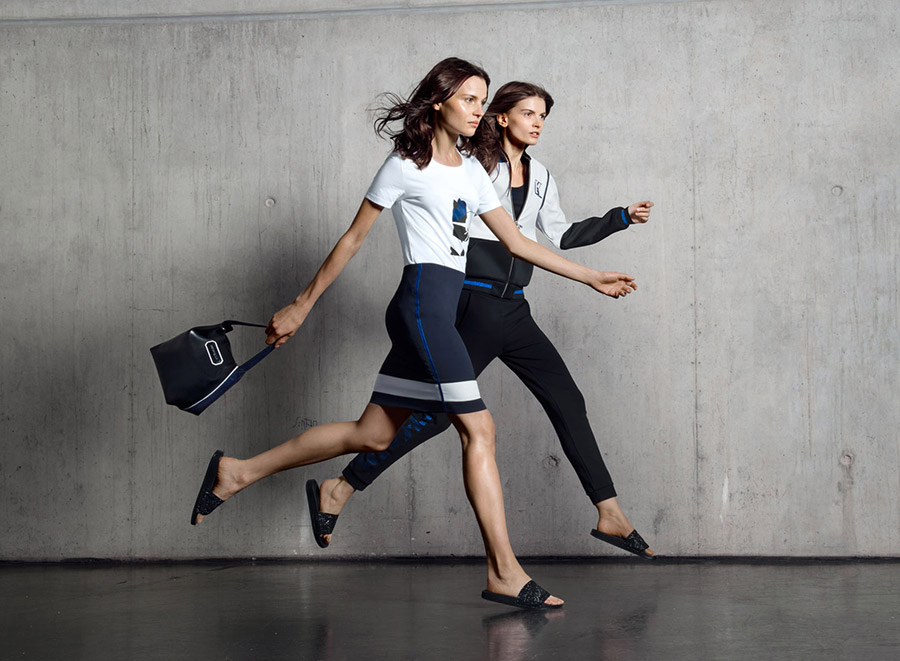 Karl Lagerfeld + Zalando for Sportswear