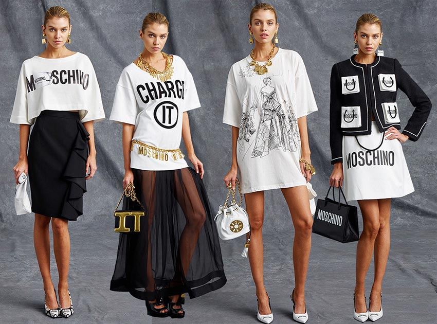 Moschino Resort 2016 Collection