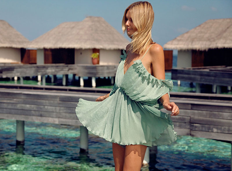 Off-The-Shoulder Tops and Dresses