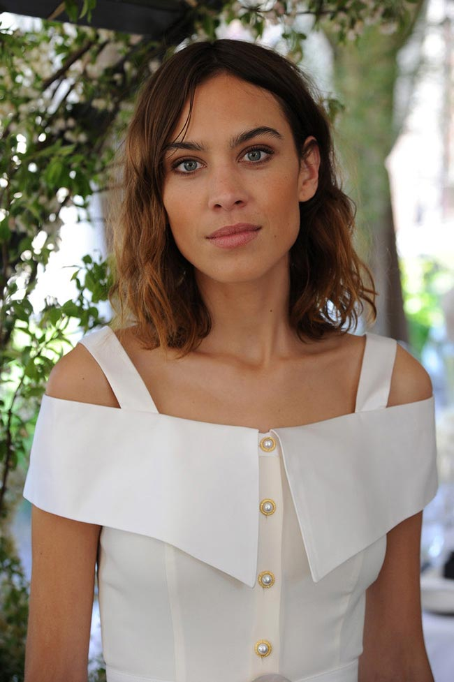 Alexa Chung Joined Vogue UK for Special Documentary