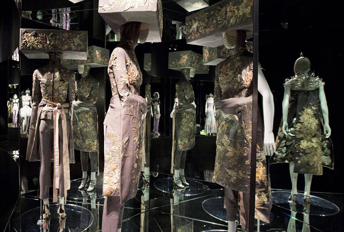 Alexander McQueen's 'Savage Beauty' Exhibition