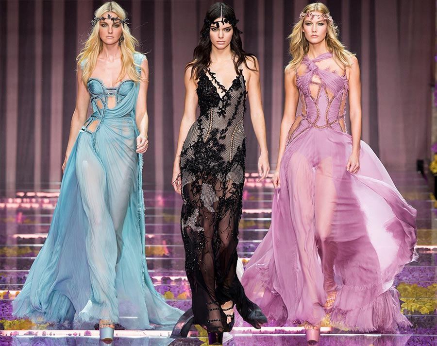 Atelier Versace Couture Fall/Winter 2015-2016 Collection
