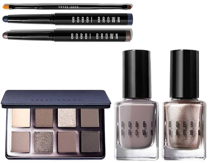Bobbi Brown Greige Fall 2015 Makeup Collection
