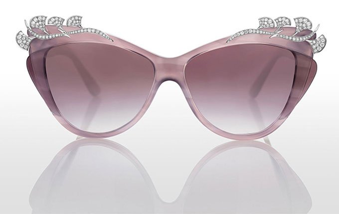 Bvlgari Jewelry Sunglasses 2015: High Jewelry Diva