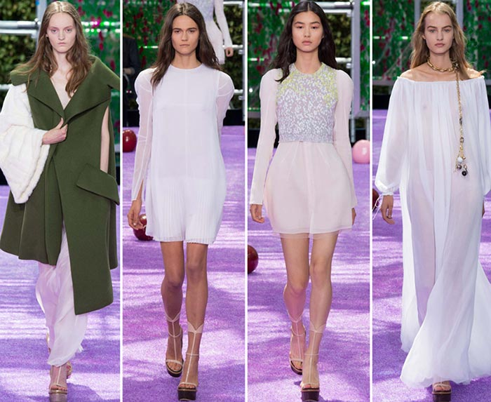 Christian Dior Couture Fall/Winter 2015-2016 Collection