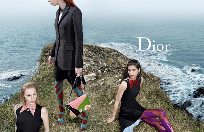 Christian Dior Fall 2015 Campaign