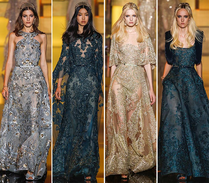 Elie Saab Couture Fall/Winter 2015-2016 Collection