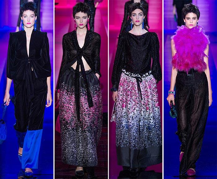 Giorgio Armani Prive Couture Fall/Winter 2015-2016 Collection