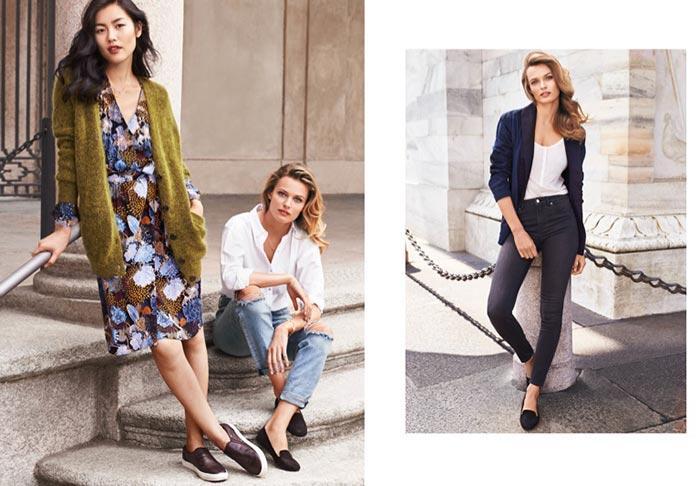 H&M's Modern Essentials Fall 2015 Lookbook