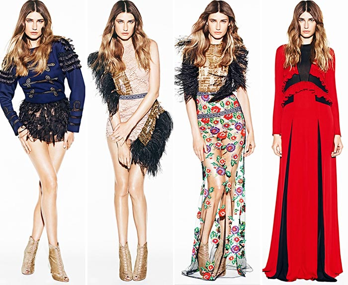 Maison IRFE's Exclusive Couture Collection for Fall 2015