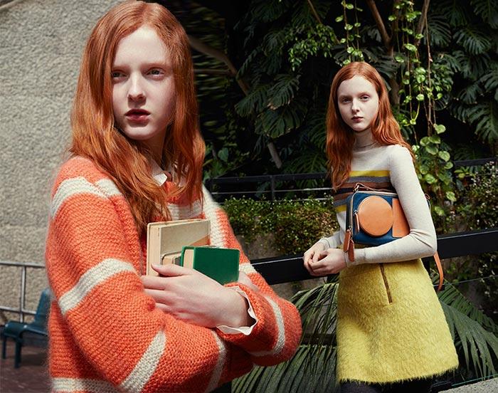 Orla Kiely Fall 2015 Campaign