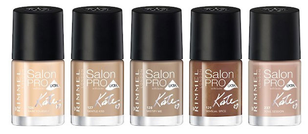Rimmel London x Kate Moss Nude Collection
