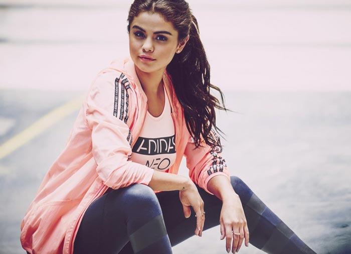 Selena Gomez for Adidas Neo 2015 Campaign