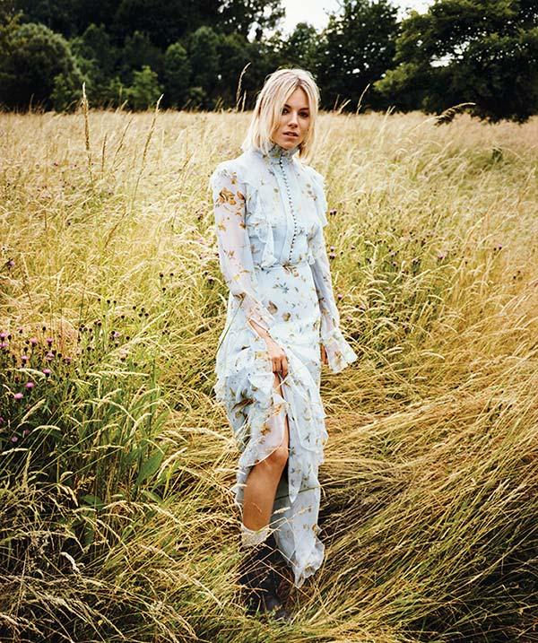 Erdem Designs An Eco Fashion Line with Livia Firth