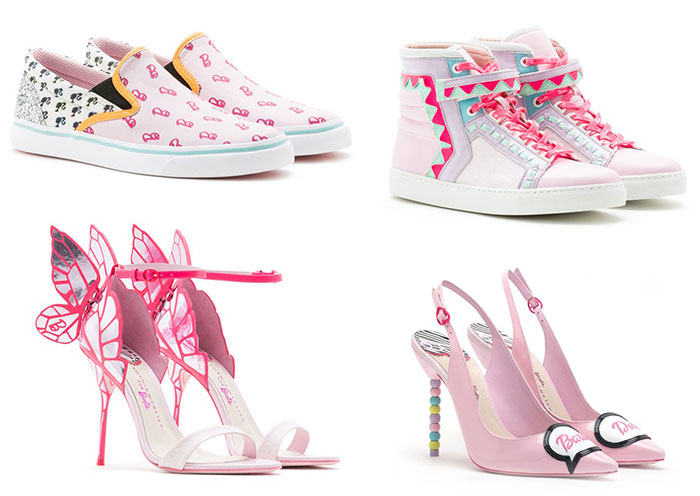 Sophia Webster Creates A Shoe Line For Barbie