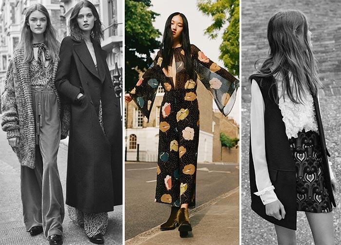 Zara TRF Fall/Winter 2015-2016 Campaign