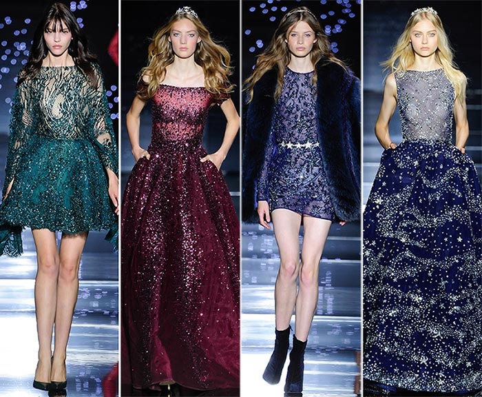 Zuhair Murad Couture Fall/Winter 2015-2016 Collection