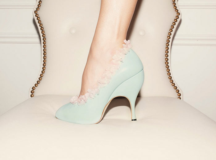 Liudmila Collection Shoes 2015