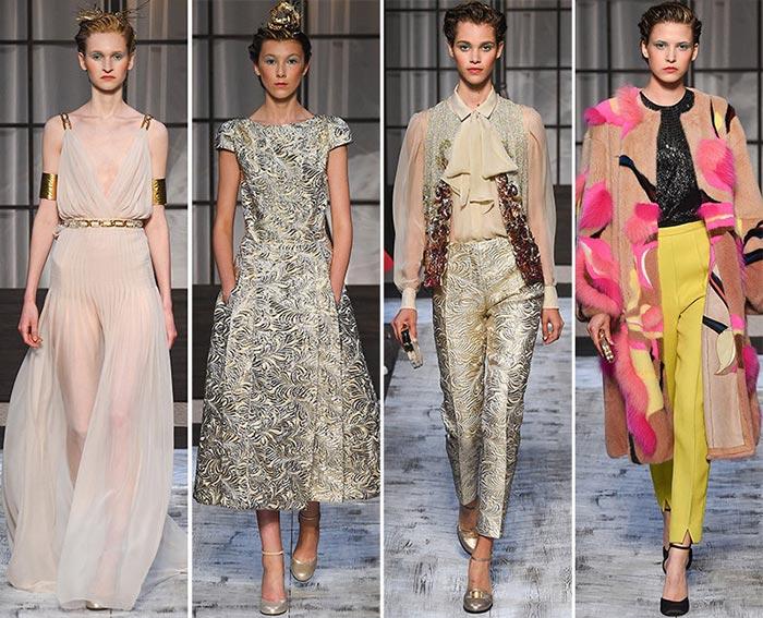 Schiaparelli Couture Fall/Winter 2015-2016 Collection