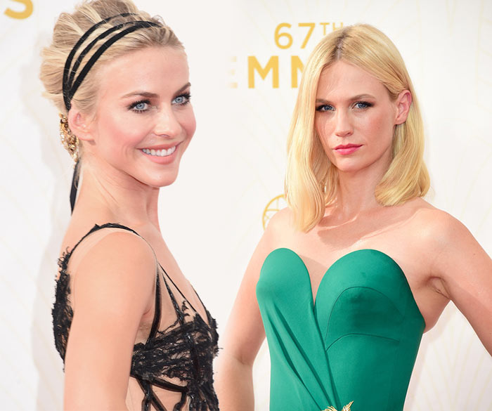 Emmy Awards 2015 Celebrity Hairstyles and Beauty