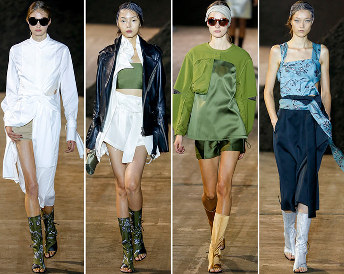 3.1 Phillip Lim Spring/Summer 2016 Collection
