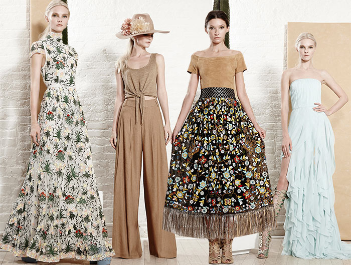 Alice + Olivia Spring/Summer 2016 Collection