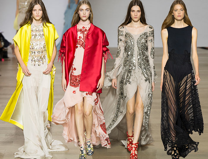 Antonio Berardi Spring/Summer 2016 Collection