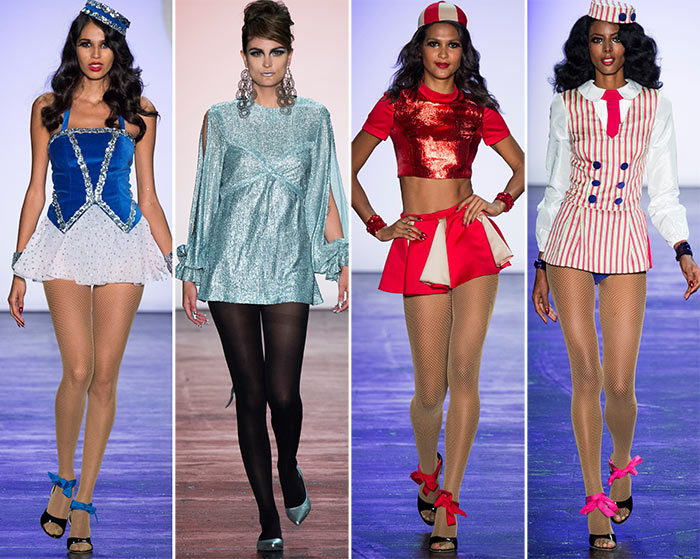 Betsey Johnson Spring/Summer 2016 Collection