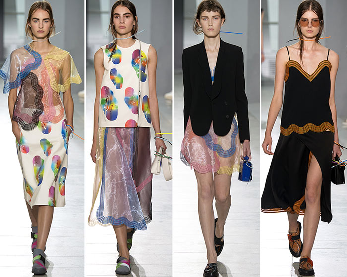 Christopher Kane Spring/Summer 2016 Collection