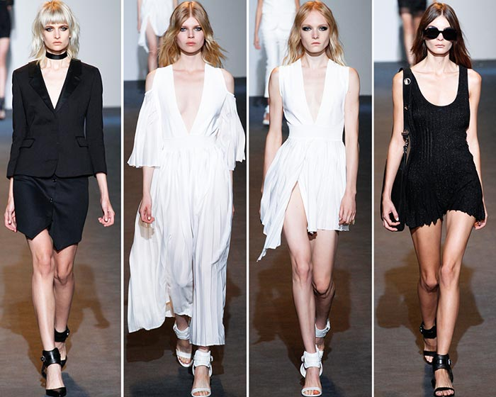 Costume National Spring/Summer 2016 Collection