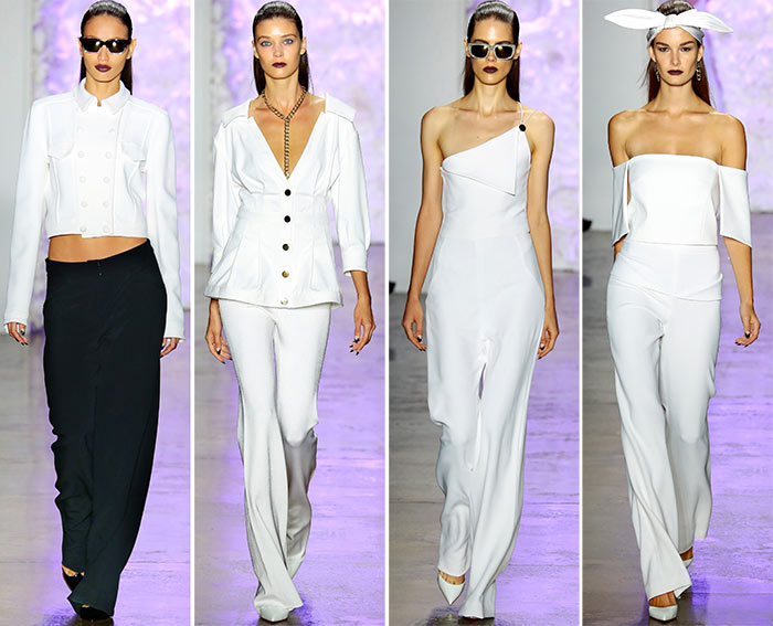 Cushnie Et Ochs Spring/Summer 2016 Collection