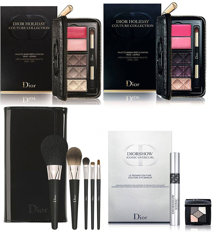 Dior Holiday 2015 Couture Palettes