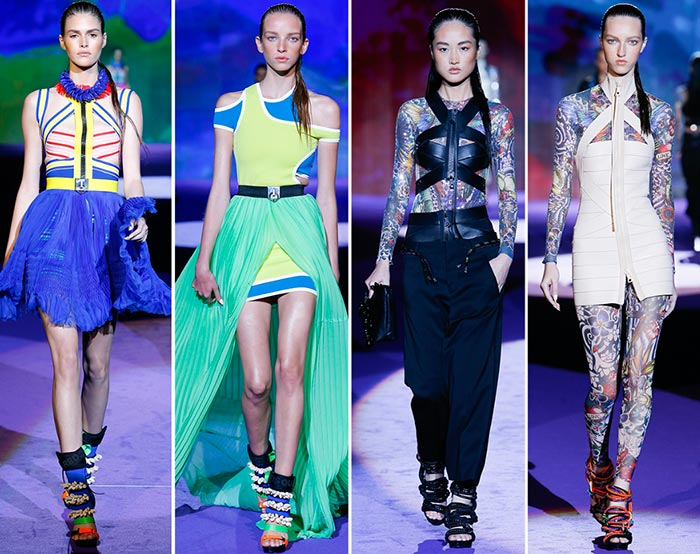 DSquared2 Spring/Summer 2016 Collection