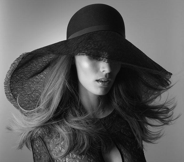 Eres by Maison Michel Hat