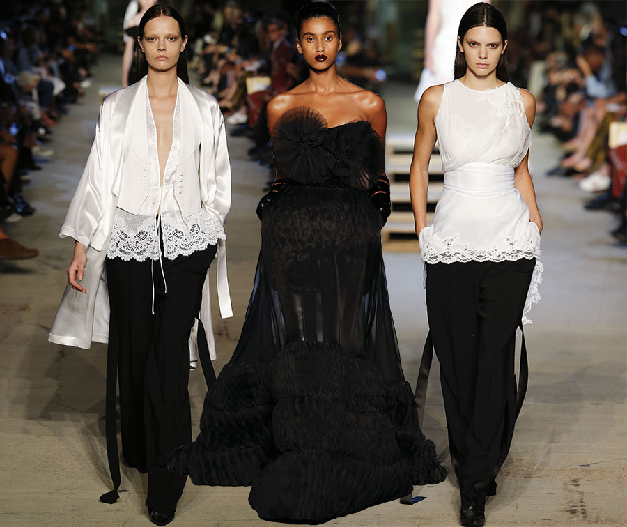 Givenchy Spring/Summer 2016 Collection