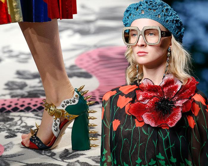 Gucci Spring 2016 Accessories