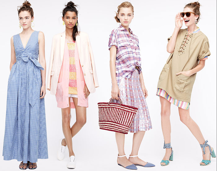 J.Crew Spring/Summer 2016 Collection