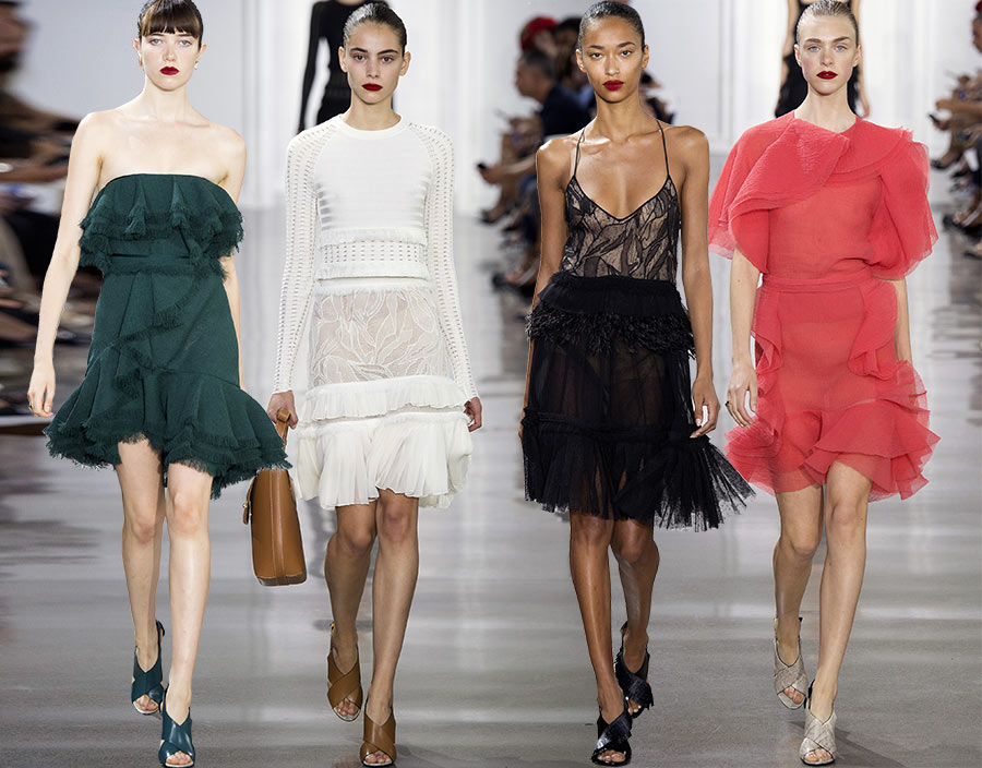 Jason Wu Spring/Summer 2016 Collection