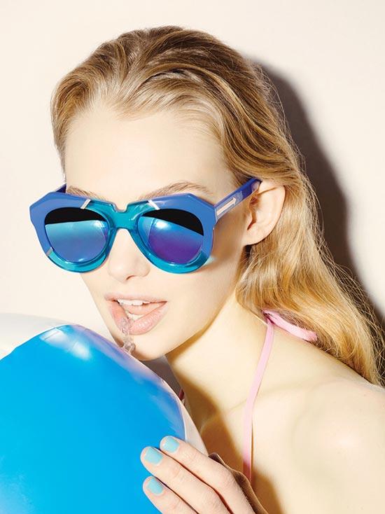 Karen Walker Poolside Sunglasses 2015