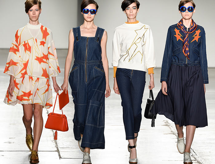 af4256f7d6db Karen Walker Spring Summer 2016 Collection