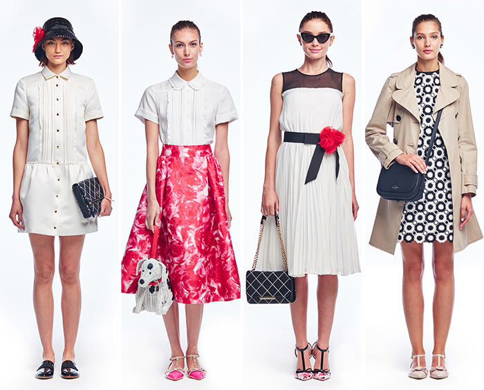 6a89cf5922 ... New York Fashion Week spring 2016 so far. Kate Spade Spring Summer 2016  Collection