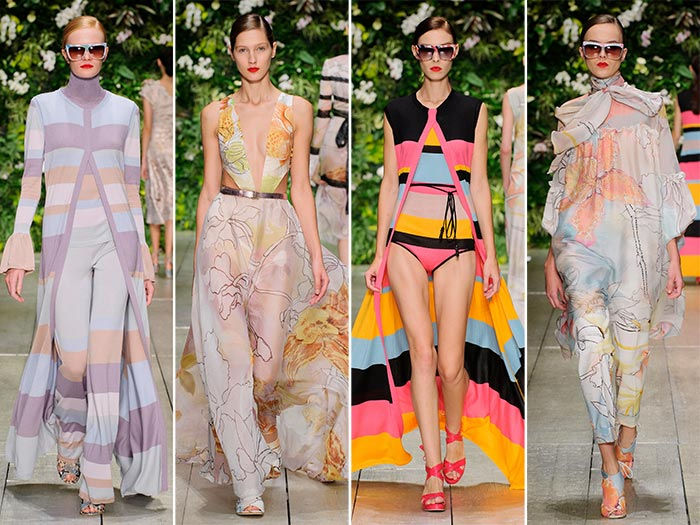 Laura Biagiotti Spring/Summer 2016 Collection