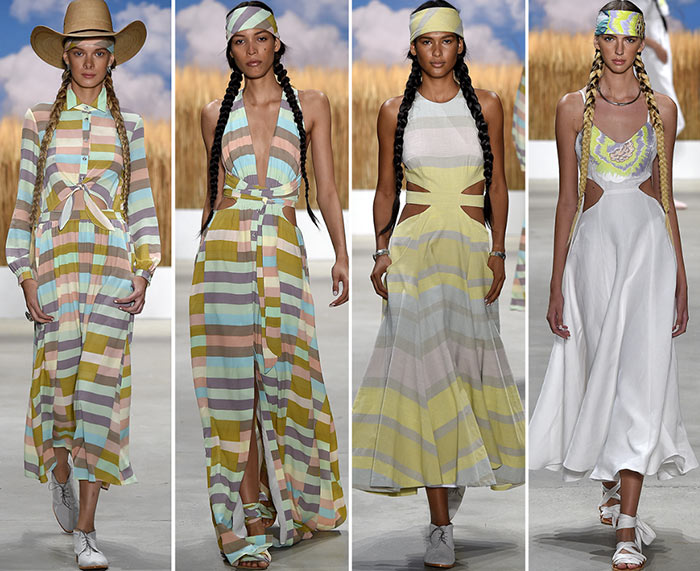 Mara Hoffman Spring/Summer 2016 Collection