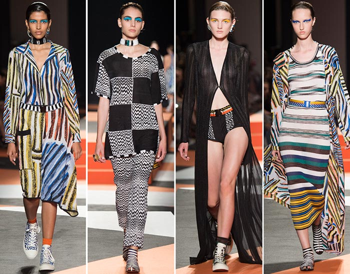 Missoni Spring/Summer 2016 Collection