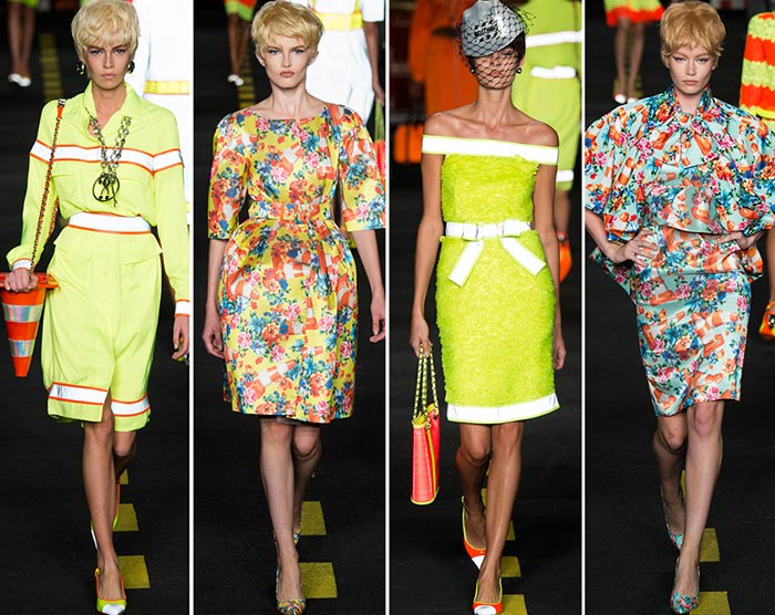 Moschino Spring/Summer 2016 Collection