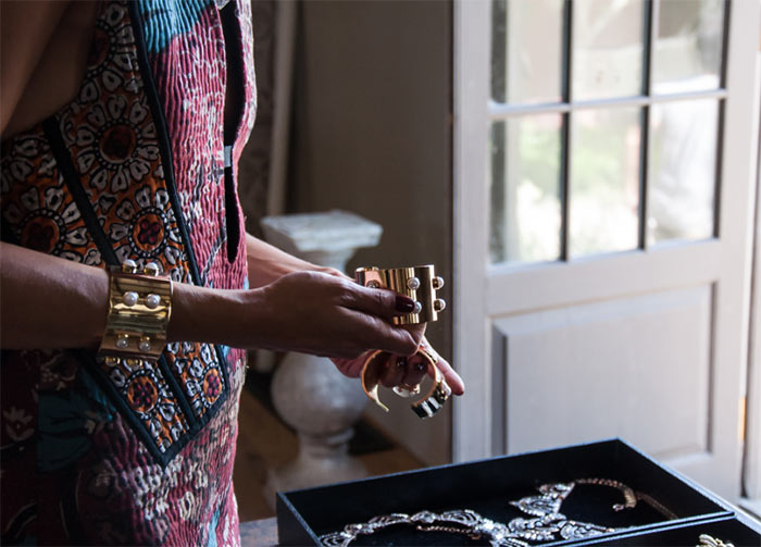 Olivia Palermo BaubleBar Jewelry Collection 2015