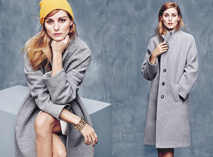 Olivia Palermo for Max & Co. Fall/Winter 2015-2016 Campaign