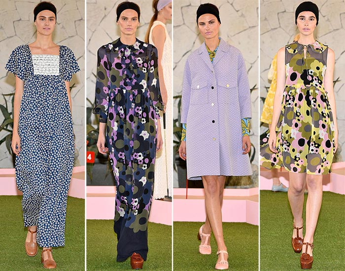 Orla Kiely Spring/Summer 2016 Collection